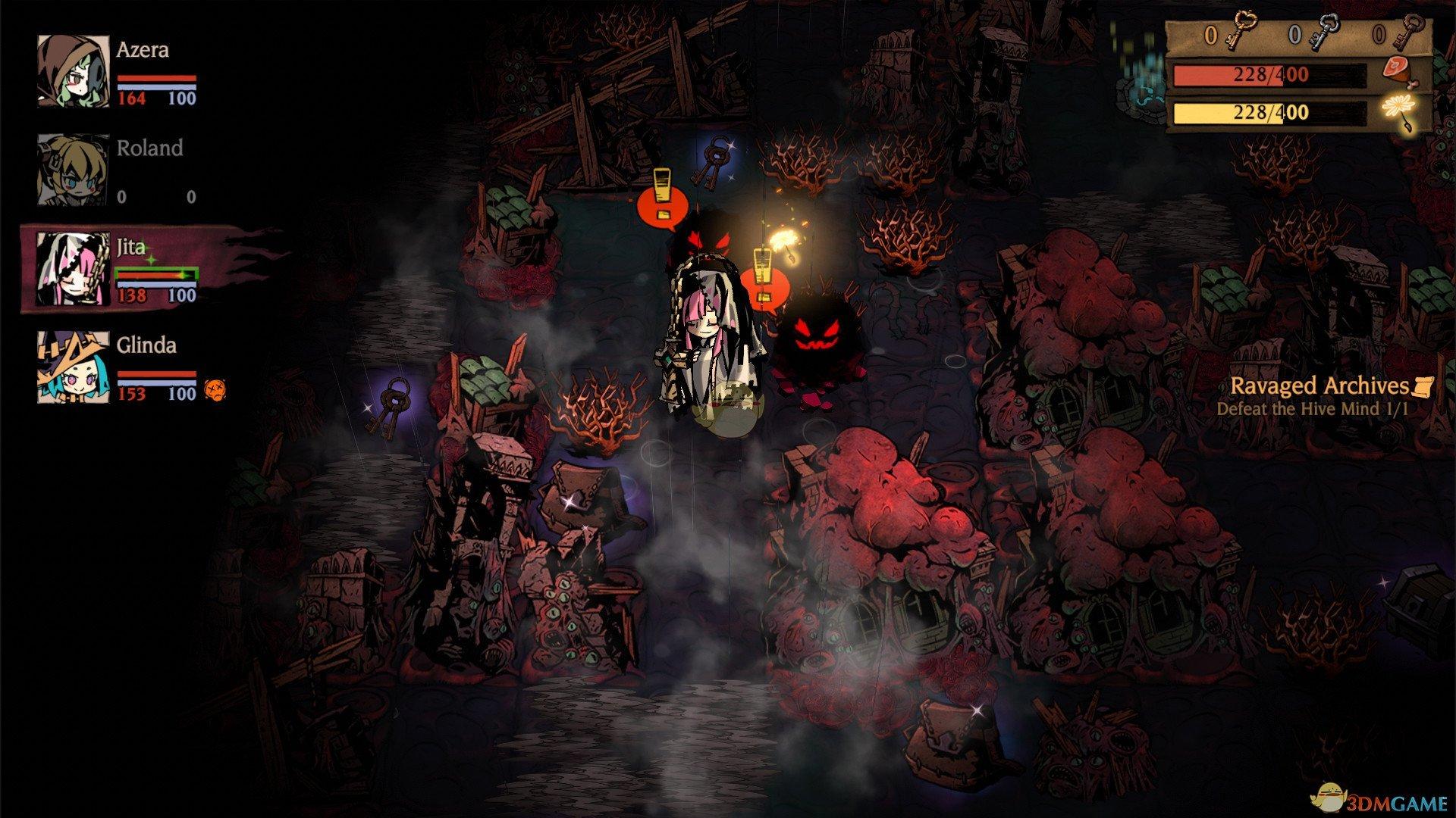 《漩涡迷雾》需要输血成就攻略