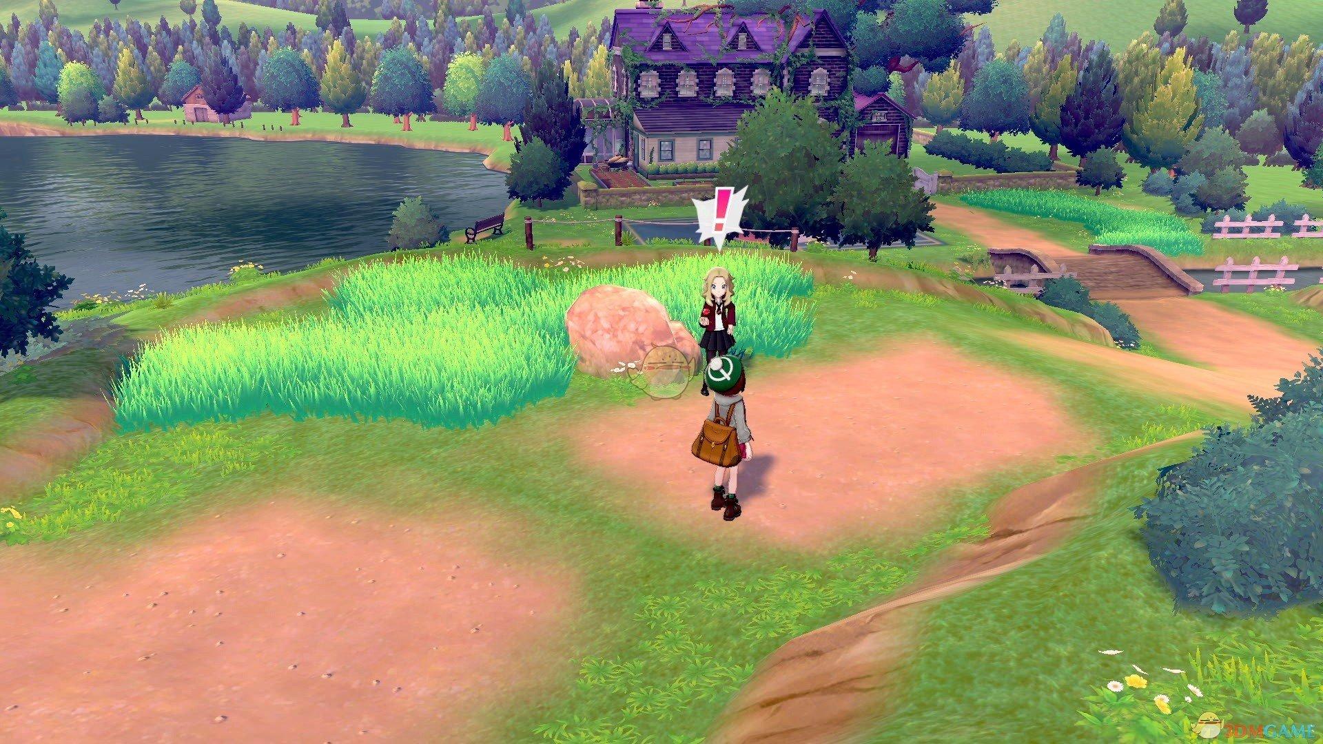 《宝可梦:剑/盾》小路卡利欧位置分享