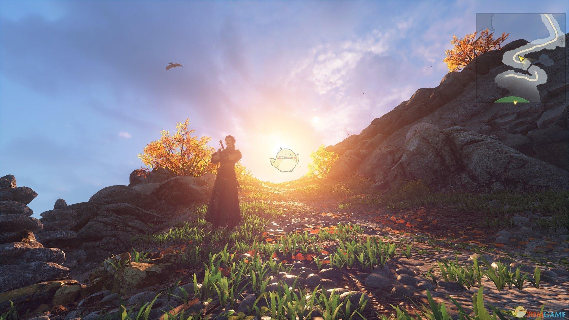《古剑奇谭3》原天柿的大冒险小游戏开启方法分享