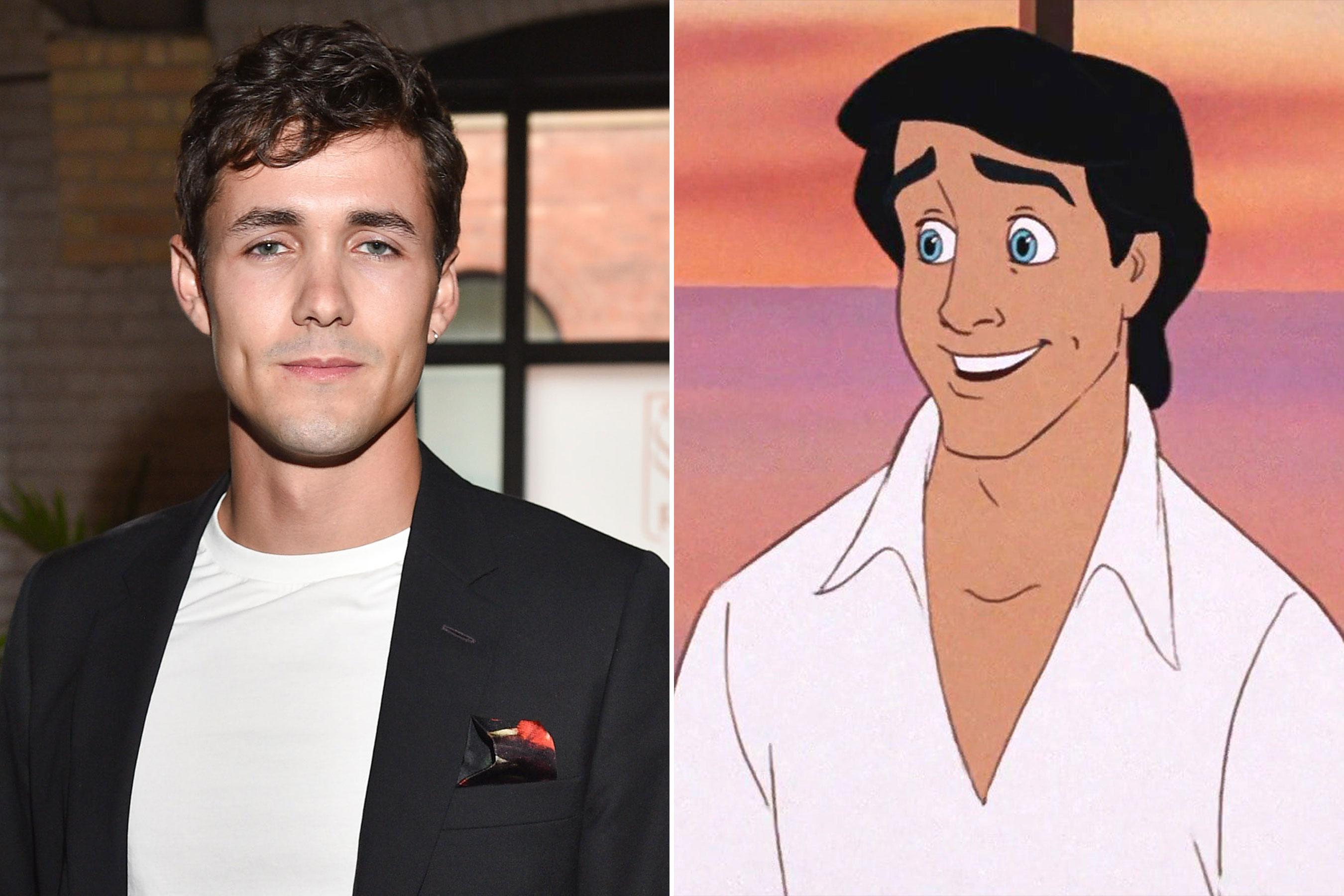 好莱坞男星不满《小美人鱼》男主选角:竟然还是个白人?