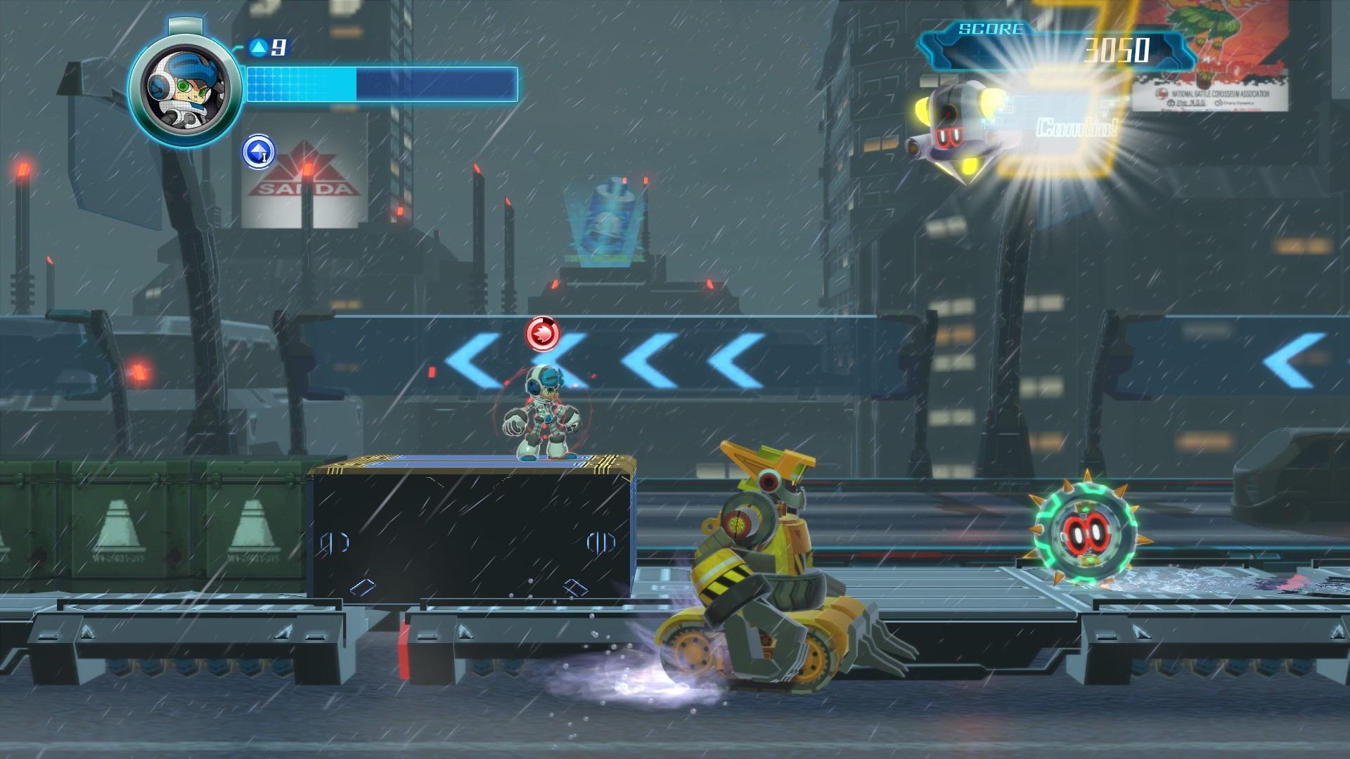 PS3/PS4平台《无敌9号》停止发布 原因尚且不明