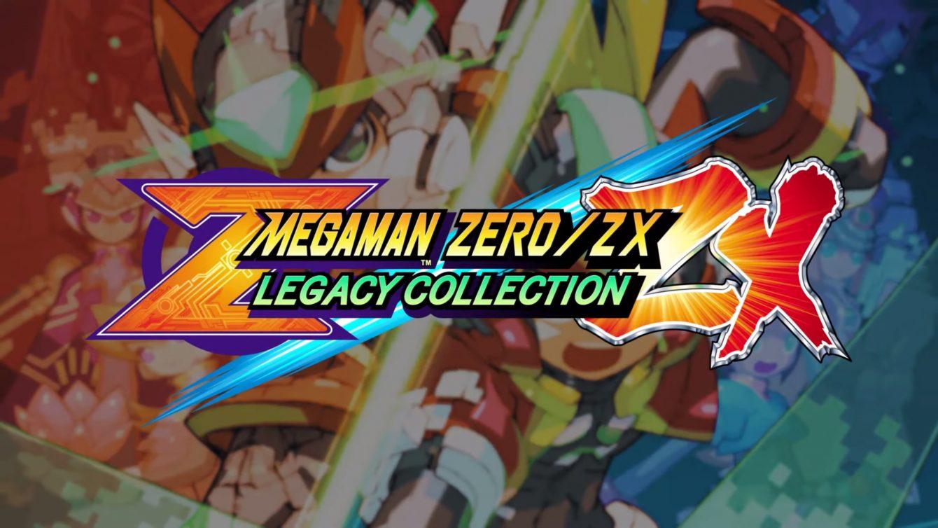 《洛克人Zero/ZX遗产合集》发售日改为明年2月27日