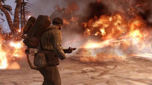 Steam喜加一! 二战题材策略游戏《英雄连2》免费领取