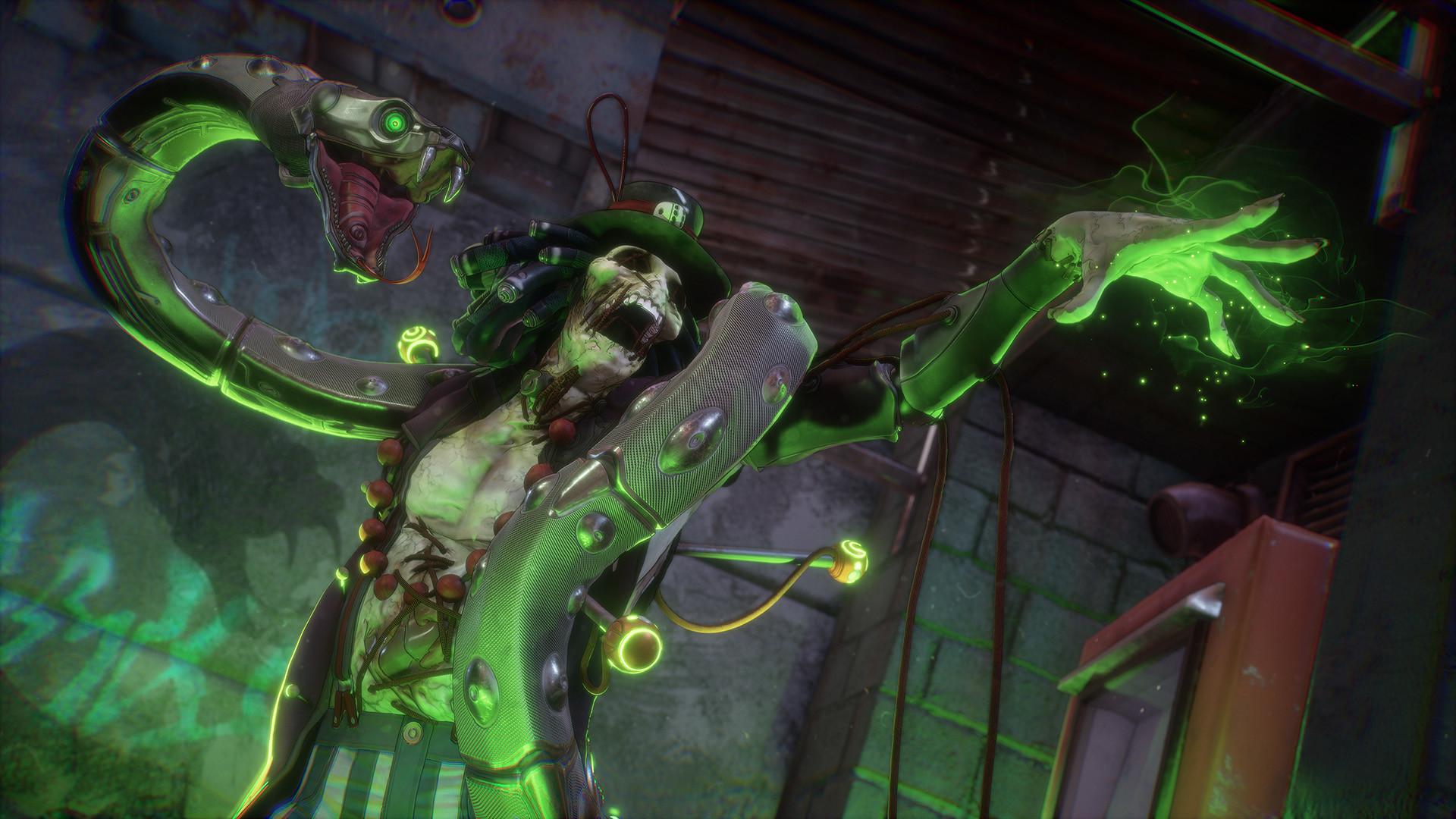 《嗜血边缘》Steam预购开启 国区90元支持简中