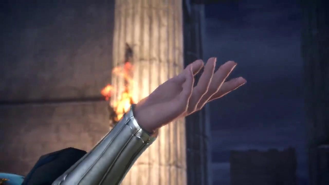 真珀尔修斯登场 《无双大蛇3终极版》新视频再曝