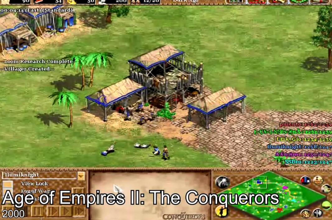 《帝国时代》系列20年进化史 你都玩过几款?