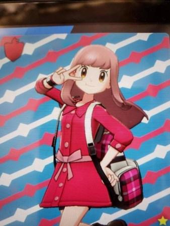 時髦潮流模板!日本玩家曬《寶可夢劍/盾》各種女主角造型