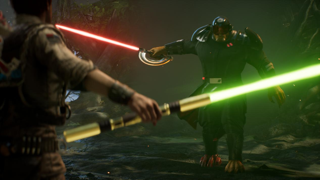 《星战绝地:陨落的武士团》评测:来自东方的神秘原力