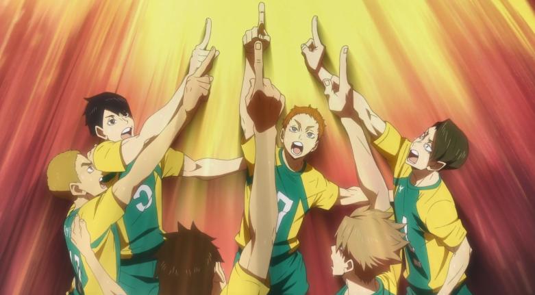 热血之旅再临!OVA《排球少年!!陆VS空》新PV