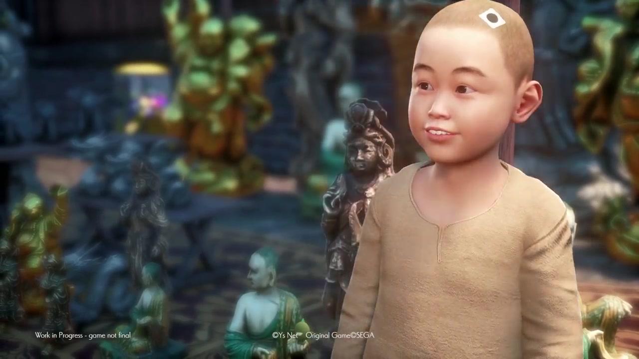 《莎木》创造者铃木裕为粉丝放出感谢视频
