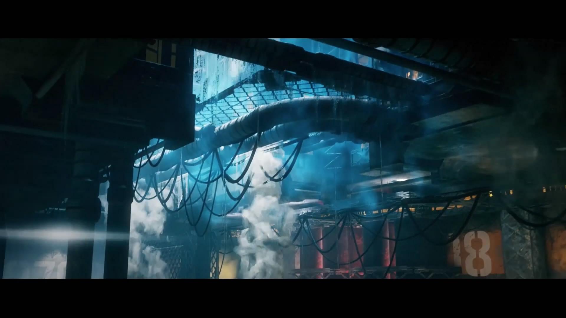 《幽灵行者》新预告片  《耻辱》《银翼杀手》合体