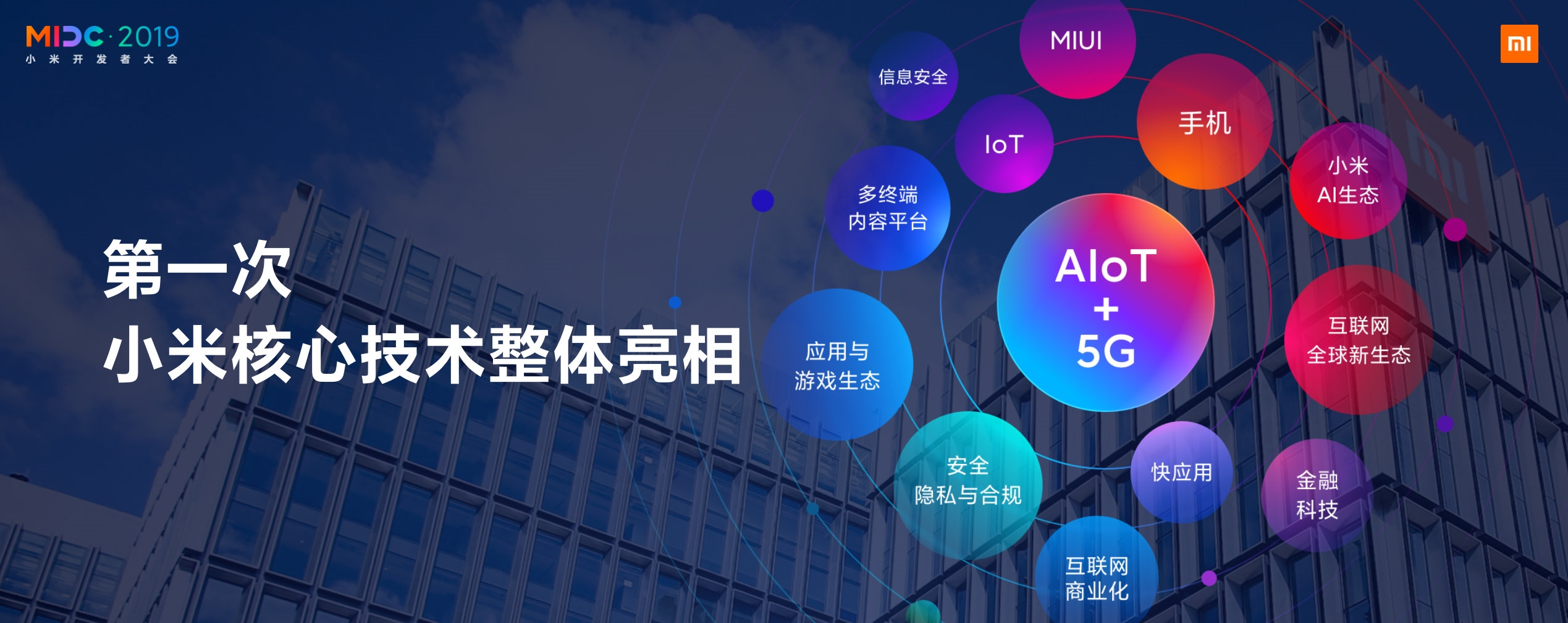 小米核心技术第一次集体亮相 MIX Alpha细节公开