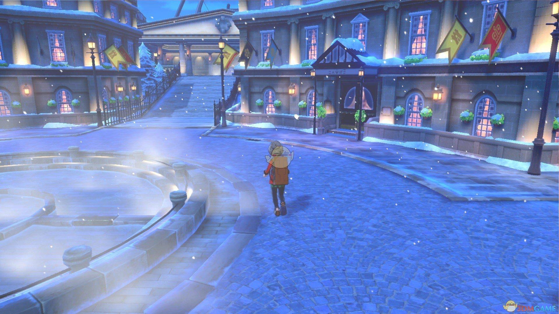 《宝可梦:剑/盾》莫克贝鲁气场轮技能效果分享