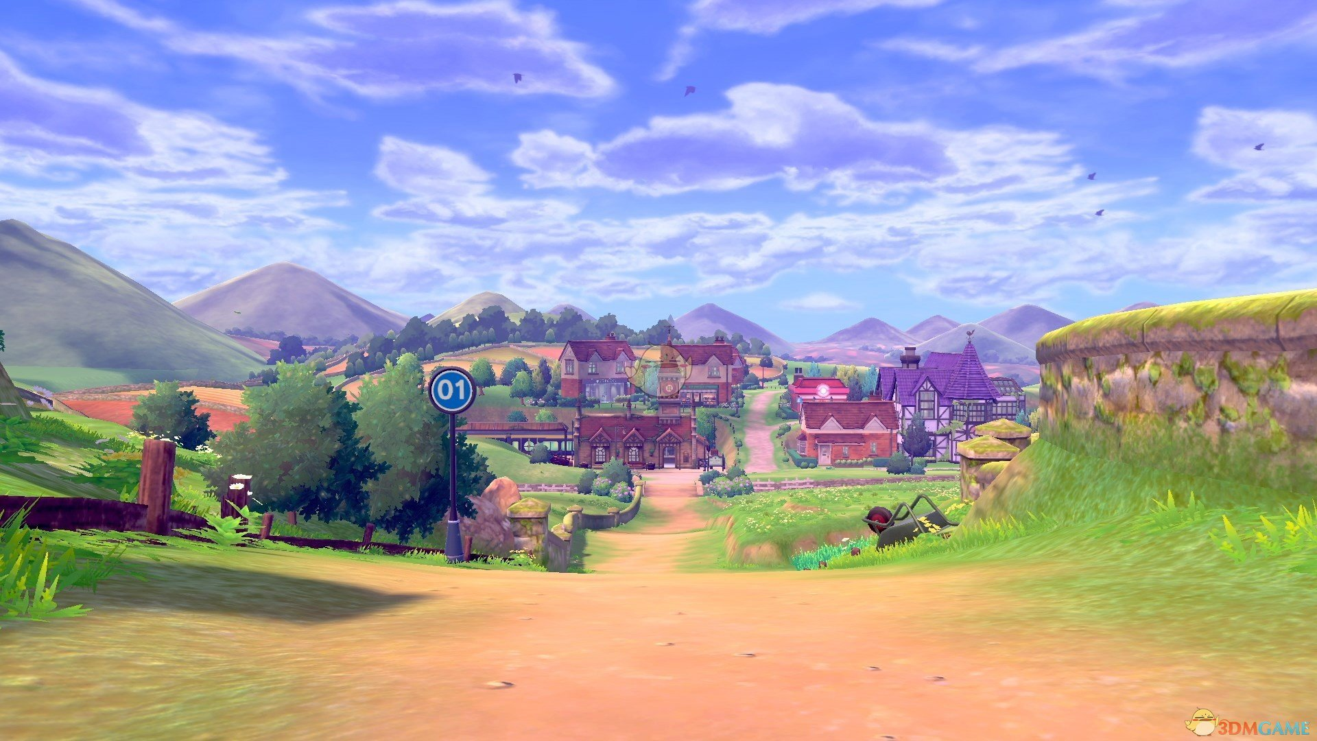 《宝可梦:剑/盾》皮卡丘及伊布位置分享