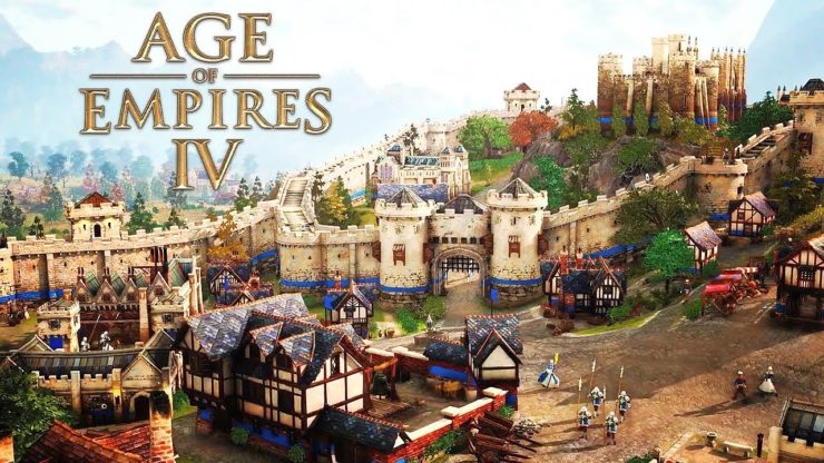 传《帝国时代4》2021年发售 《帝国时代3》重制版2020年中发售