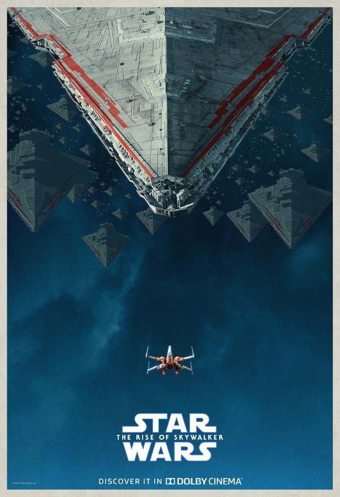 《星球大战:天行者崛起》广告短片 新镜头出现