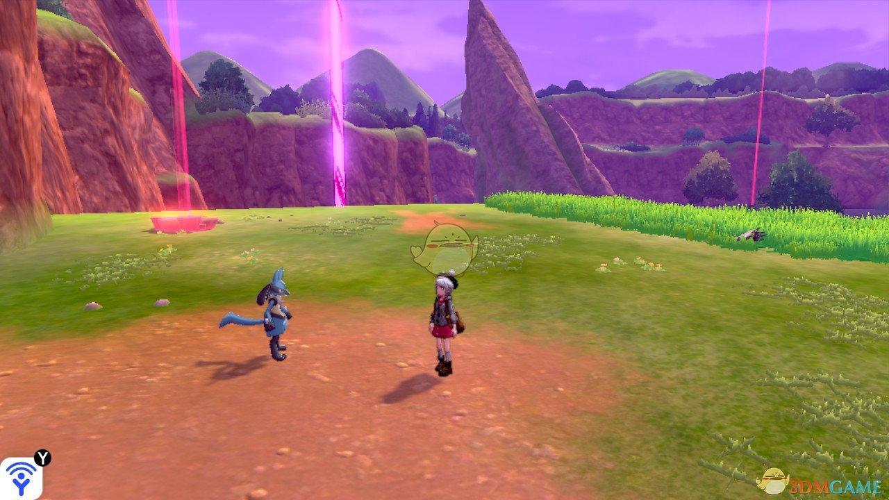 《宝可梦:剑/盾》路卡利欧位置分享