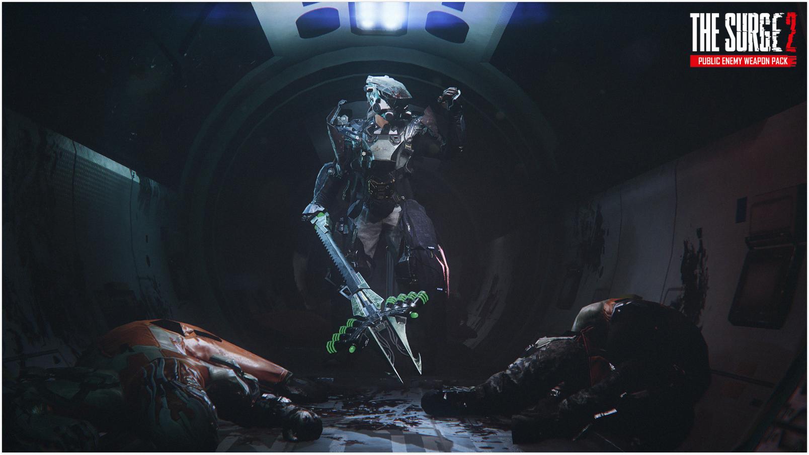 """《迸发2》首个扩展DLC正式配信:""""大众公敌""""带来全新武器"""