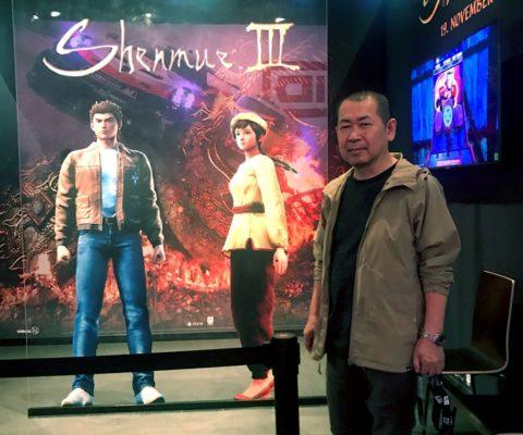 铃木裕:只要玩家想要 我会继续制作《莎木4》