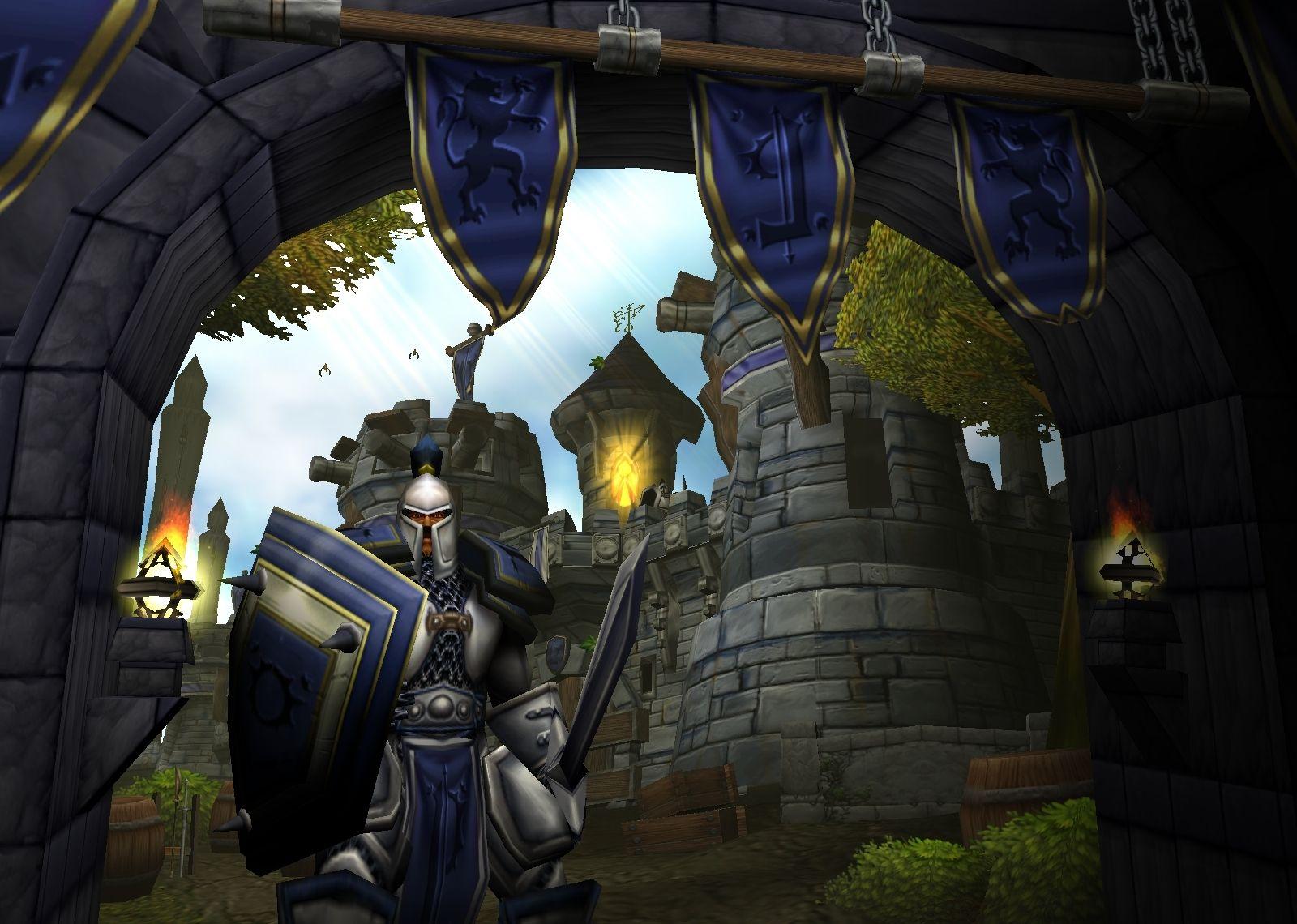 《魔兽争霸3:重制版》更新 加入战役载入界面