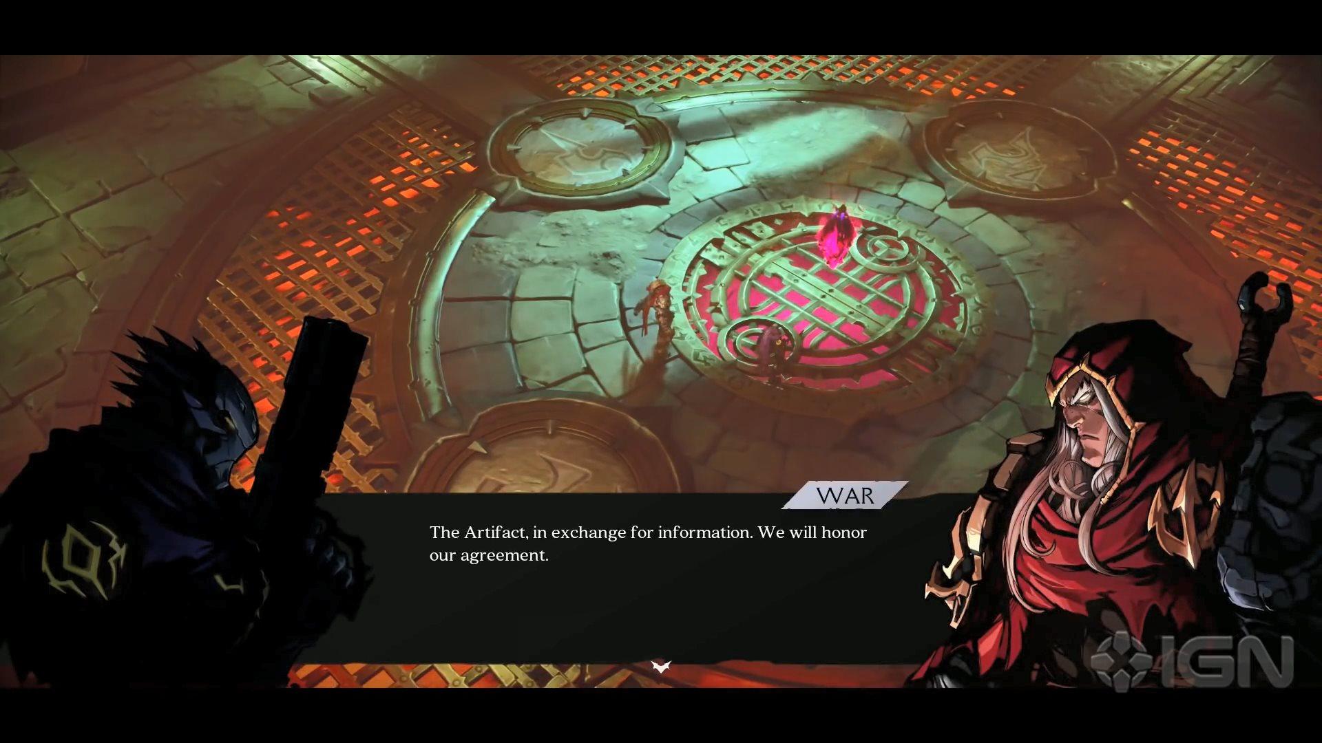 《暗黑血统:创世纪》实机演示 俯视角勇斗群魔
