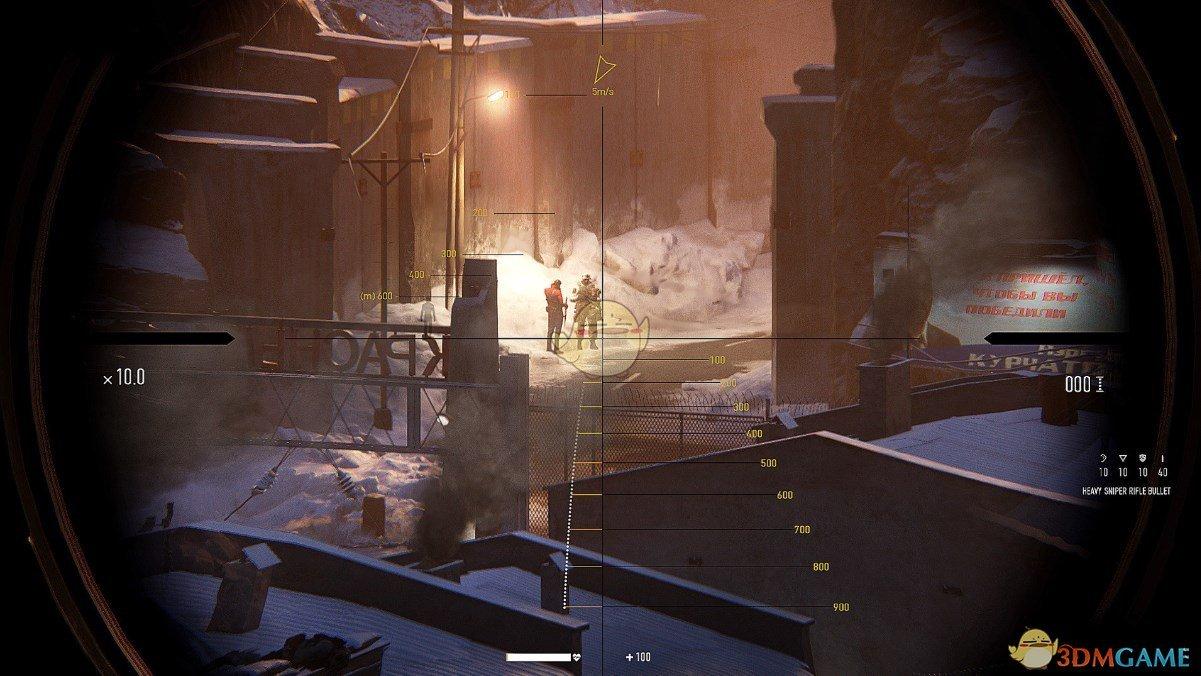 《狙击手:幽灵战士契约》设置中文方法分享