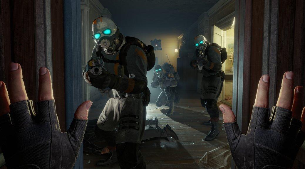 《半条命:Alyx》为何没有键鼠版?Valve出面释疑