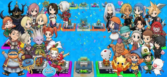 双雄排排站!日本玩家热议DQvsFF系列历代作品互有胜败