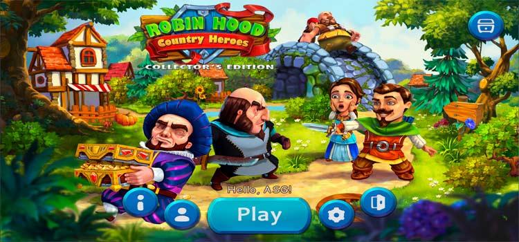 《罗宾汉:乡村英雄》英文免安装版