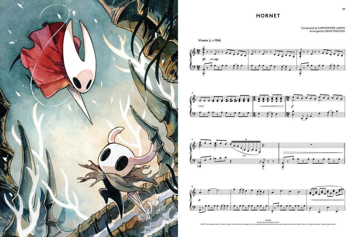 梦回德特茅斯 《空洞骑士》推出钢琴改编收藏版原声专辑
