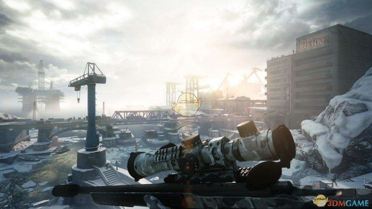 《狙击手:幽灵战士契约》重甲兵击杀方法分享