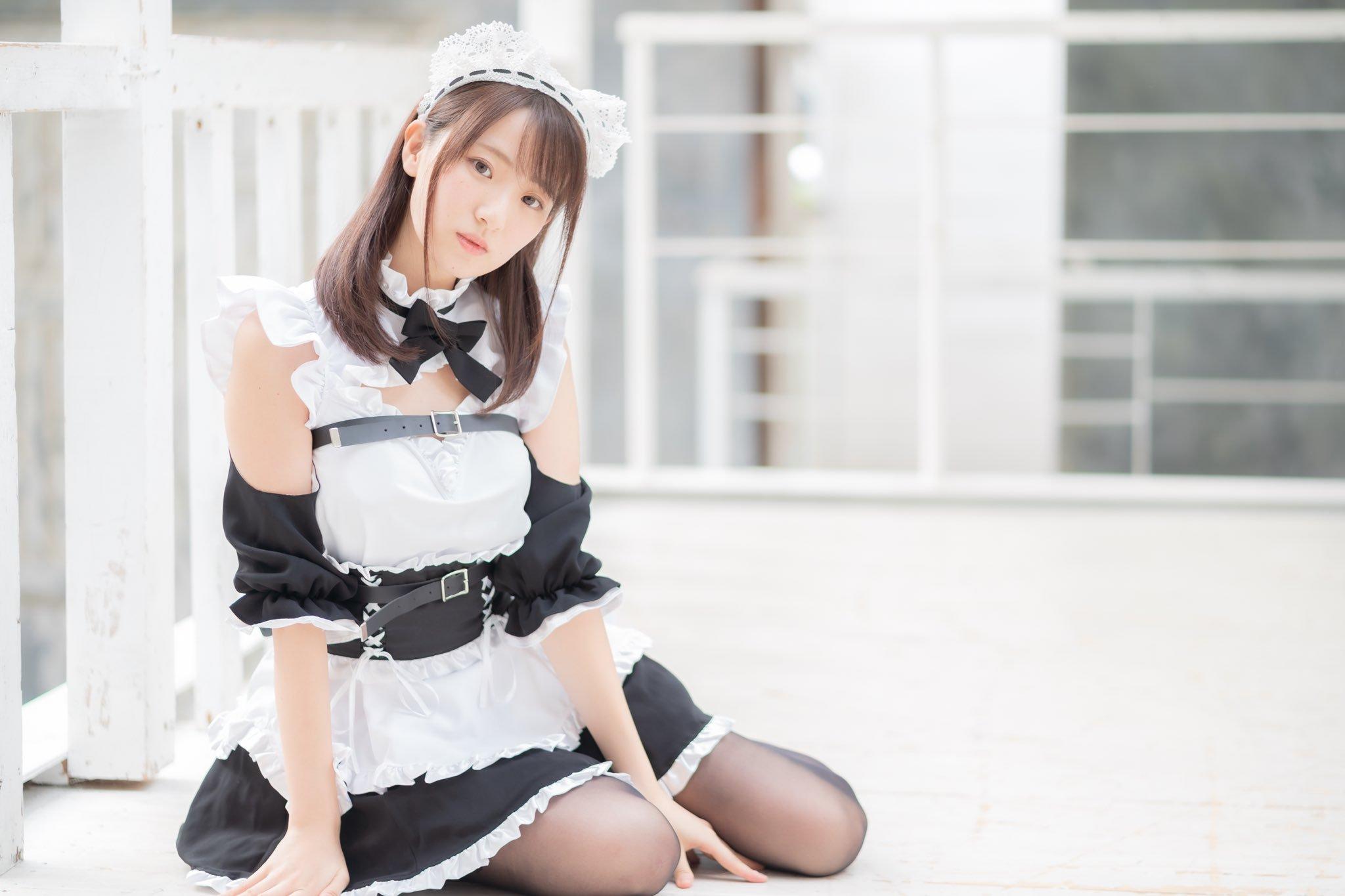 日本可爱妹子泳装Cos美图欣赏 漂亮性感身材绝佳