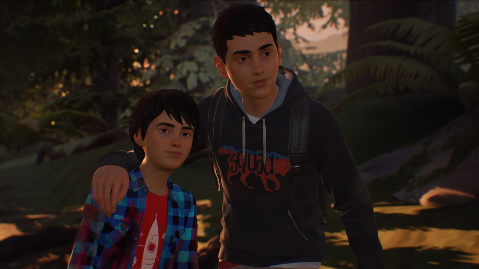 《奇异人生2》整季宣传片公开 两兄弟即将抵达旅途终点