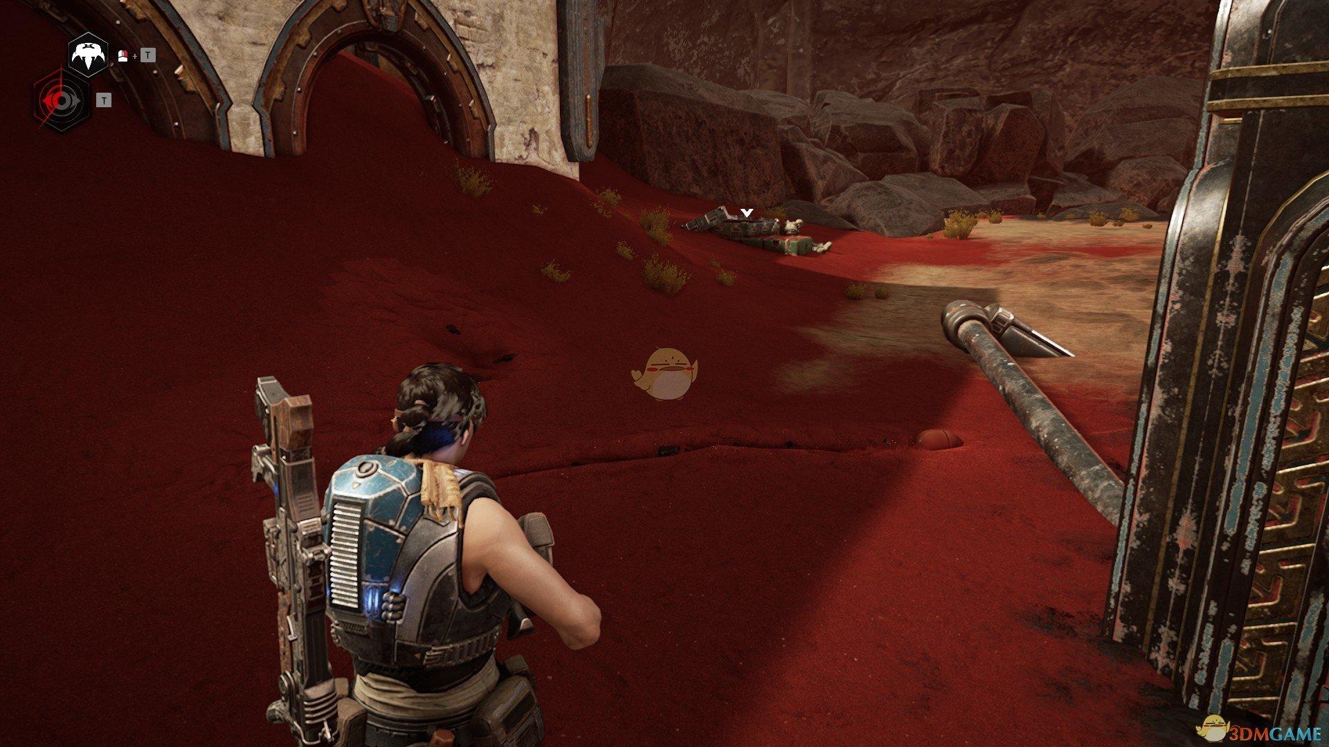 《战争机器5》雷暴突击步枪神器位置分享