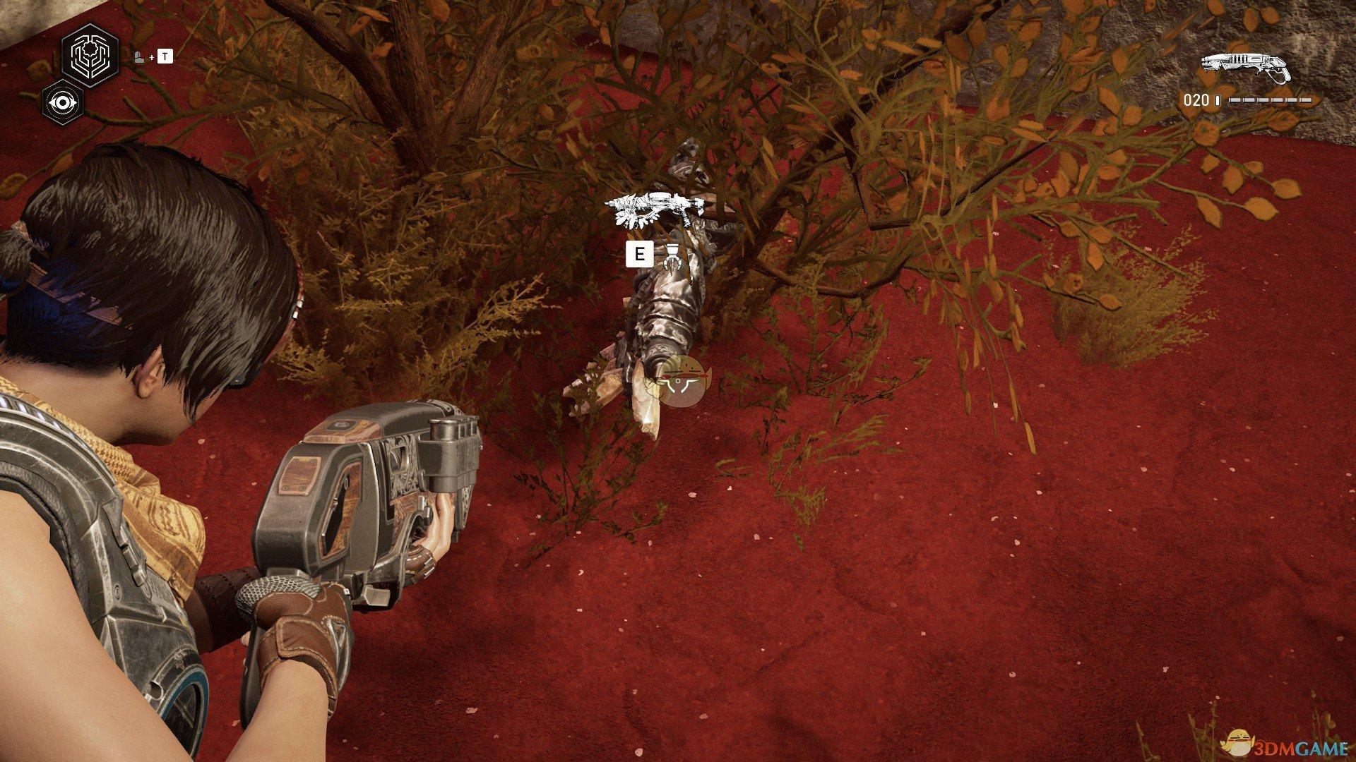 《战争机器5》利爪神器位置分享