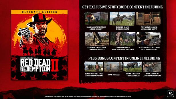 《荒野大镖客2》上架Steam商城 12月6日正式解锁