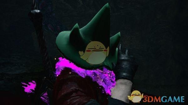 《鬼泣5》但丁的趣味帽子外观MOD