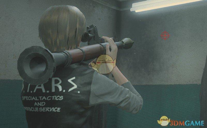 《生化危机2:重制版》经典火箭炮外观MOD