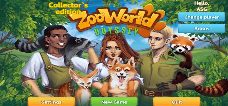《动物园世界奥德赛》英文免安装版