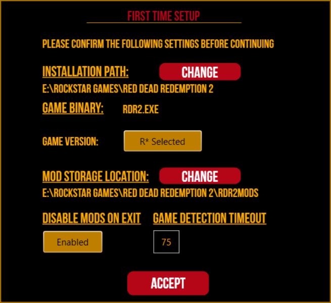 PC福音!非官方《荒野大镖客2》Mod管理器发布