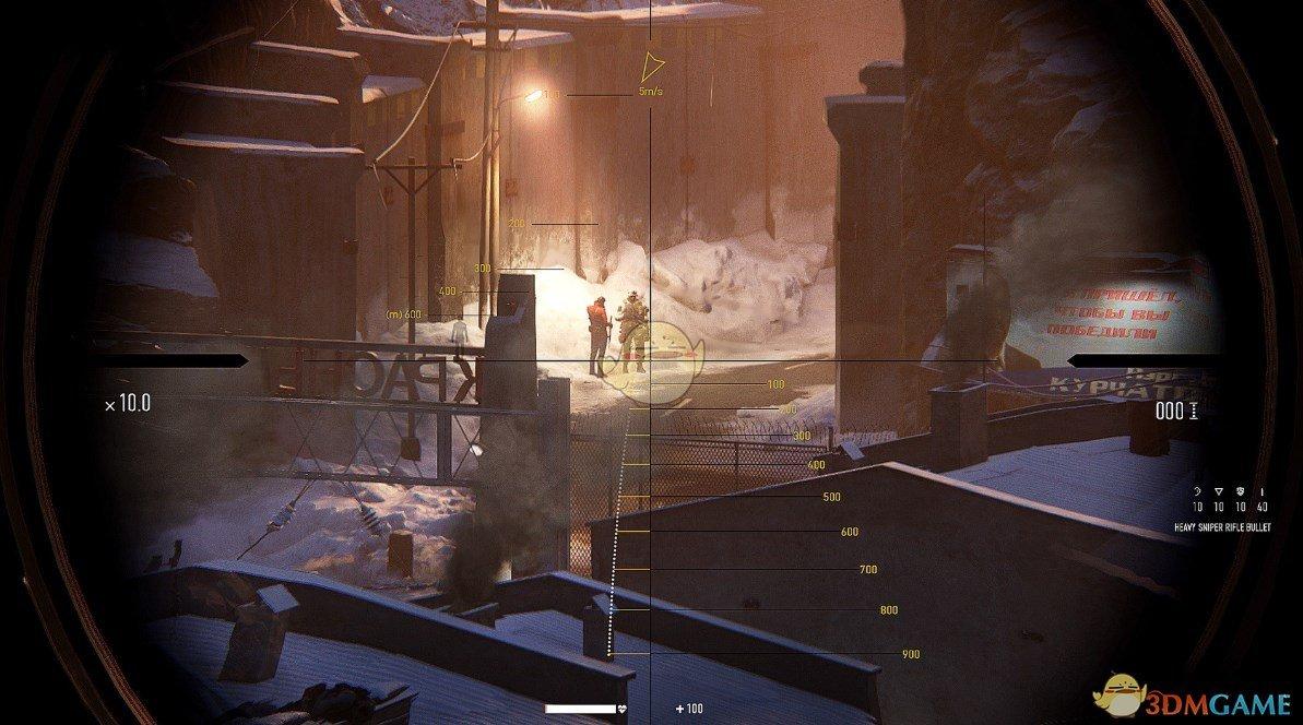 《狙击手:幽灵战士契约》狙击炮台使用方法分享