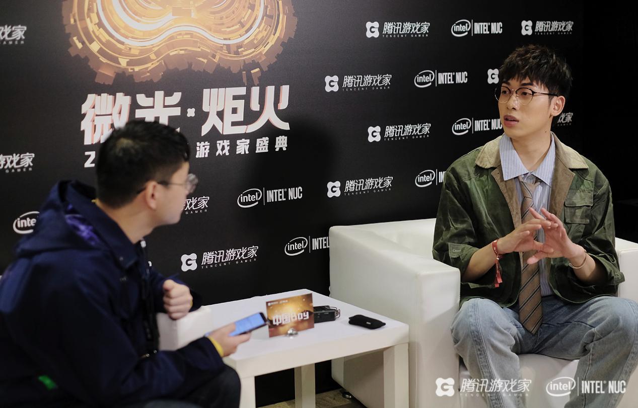 专访B站UP主中国Boy:传递正能量的最好方式就是身体力行