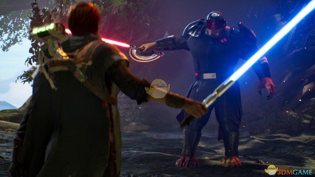 《星球大战绝地:陨落的武士团》双持光剑使用方法分享