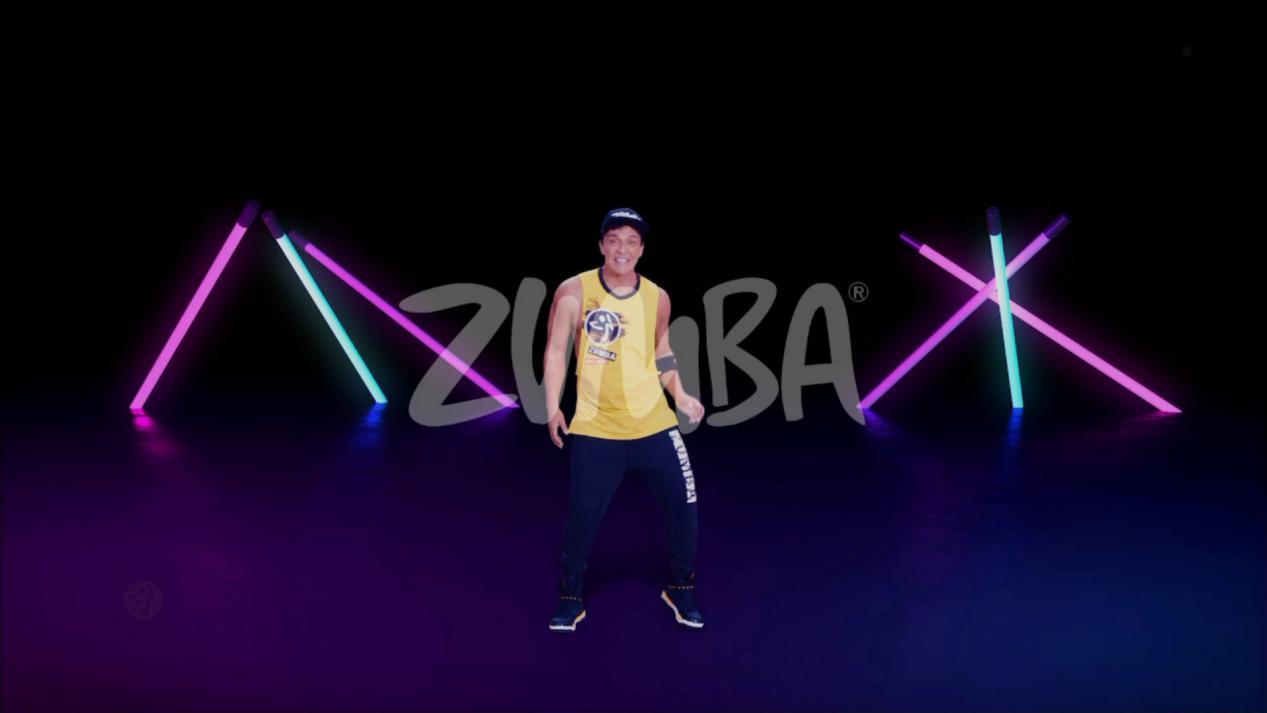 《Zumba: Burn It Up!》评测:自信的笑容和舞蹈都太魔性了