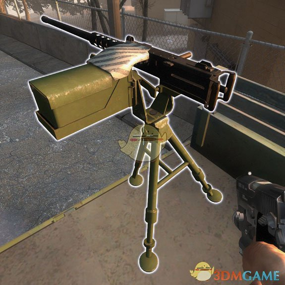 《求生之路2》重机枪属性效果详解