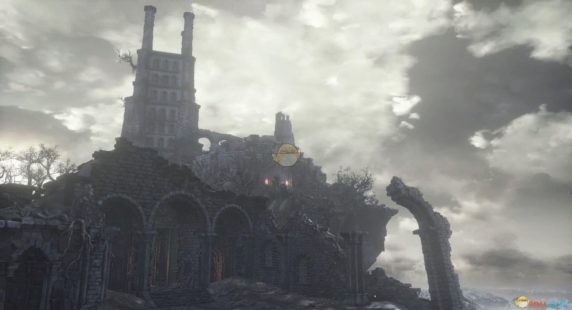 《黑暗之魂3》灰烬MOD古龙顶进入方法分享