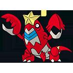《宝可梦:剑/盾》铁螯龙虾图鉴