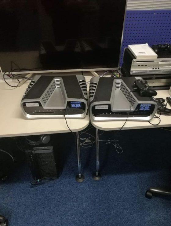 PS5开发机和手柄全曝光 PS5手柄首露真容