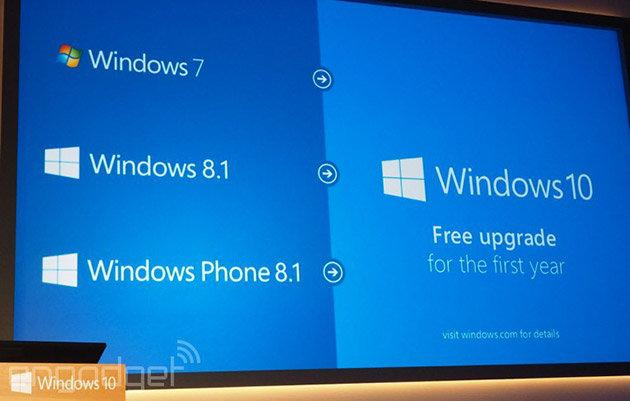 退役前Win7仍能免费升级Win10 微软想搏最后一批用户数