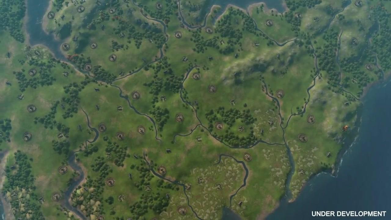 全新《十字军之王3》视频展示王朝/地图/势力等